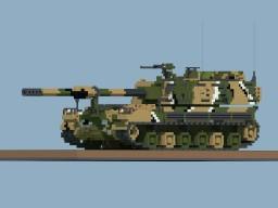 R.O.K Army K-9 THUNDER Minecraft Project