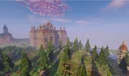 Dome [Factions spawn] Minecraft Map & Project