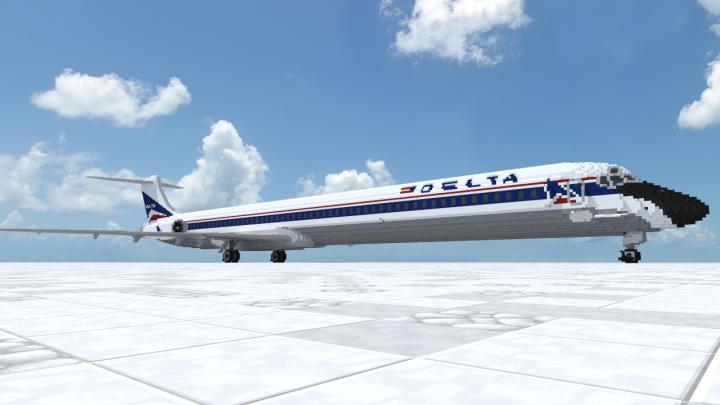 Delta Airlines Retro