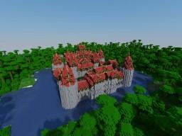 Thraerys Castle Minecraft Map & Project