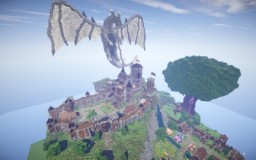 Minecraft Project: Tholyra's Kingdom By Artion