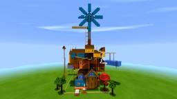 Hello Neighbor Alpha 4 MCPE Map Minecraft Map & Project