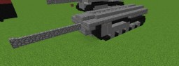 Idk Some Russian WW1 Box Tank Minecraft Project
