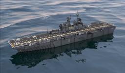 USS Bonhomme Richard (LHD-6)  1:1 scale