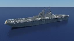 USS Kearsarge (LHD-3) 1:1 scale