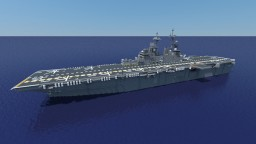 USS Boxer (LHD-4)  1:1 scale