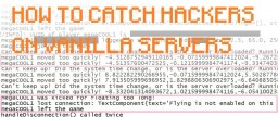 Basic guide to catching hackers on Vanilla servers Minecraft Blog Post