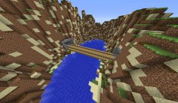 Mineville - Traincraft / Galacticraft World Minecraft Project