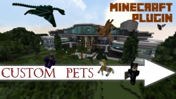 CUSTOM PETS - MinePlugin #2 Minecraft Blog Post