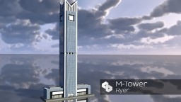 Skyscraper 38 | M-Tower | Skyscraper Week Minecraft