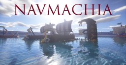 Naumachia - Naval Battles Minecraft Map & Project