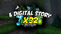A Digital Story x32 - Minecraft 1.12 (Medieval Fantasy) Minecraft Texture Pack
