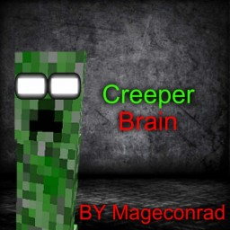 The Real Creeper Brain (Part 1 Horor Map) 1.11.2 Minecraft Project