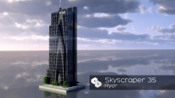 Skyscraper 35 | AMC | Skyscraper Week Minecraft