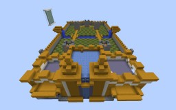 Clash Royale Arena 7 Minecraft