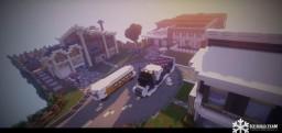 Minecraft : Nuketown map