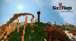 Six Flags Magic Mountain [Realistic] [Functional]