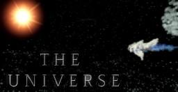 The Universe. Minecraft