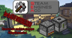 Steam Engines Mod Minecraft