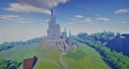 Disney -The Sleeping Beauty(Kingdom) Minecraft Project