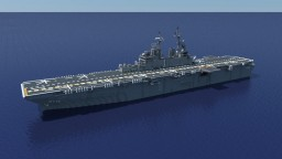 USS Wasp (LHD-1) 1:1 scale