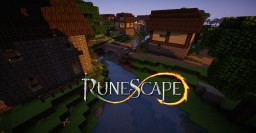 RuneScape Minecraft Map & Project