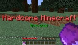 Hardcore Minecraft ( 1.12 ) Minecraft Mod