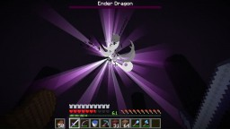 DEFEATING THE ENDER DRAGON & GETTING THE ELYTRA!!