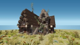 Medieval house 5 Minecraft Map & Project