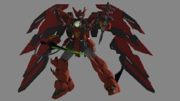 Epyon Gundam - MSGW Minecraft Project