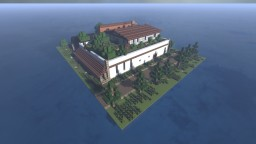 Skywhite's House of Lavation Minecraft Map & Project