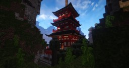 Ancient Japanese Tower