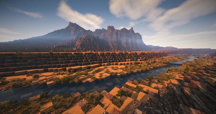 Red Mesa Biome