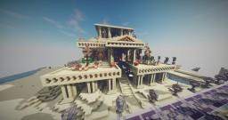 Desert Temple Minecraft Project