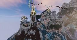 MEGA SPAWN//LOBBY Minecraft Map & Project