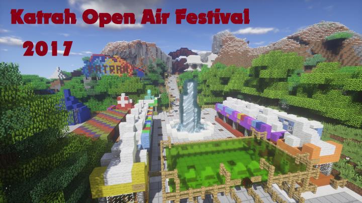Katrah Open Air Festival 2017