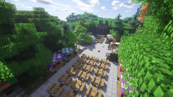 Food Area