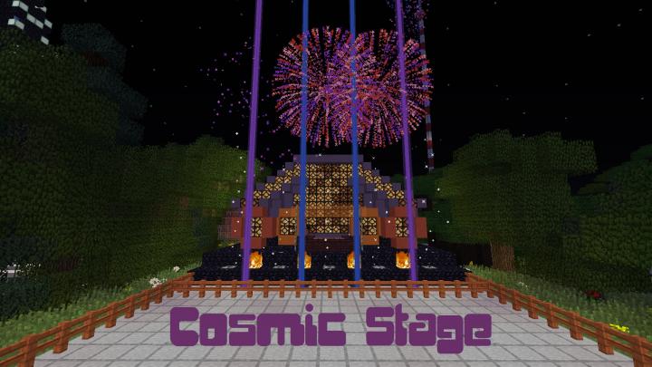 NEW Cosmic Stage