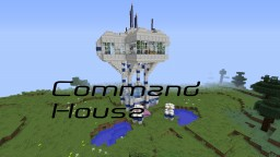 Command house Minecraft Map & Project