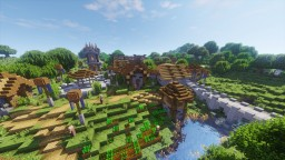 Reformulated village/ Vila Reformulada Minecraft Project