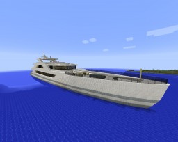[1.8.9] Yacht with chisiel&bits *Free download* Minecraft Project