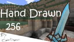 Hand-Drawn 256