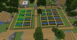 village island project, restart Minecraft Map & Project