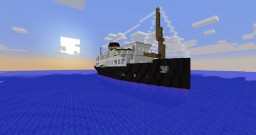 S.S. Orchidea Minecraft Map & Project