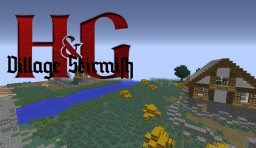 World War 2 Heroes And Generals Village Skirmish Map Minecraft Project