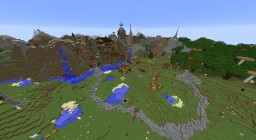 The Land of Tahm Minecraft Map & Project