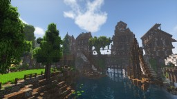 """The Bridge"" Valley Minecraft Project"