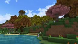 Seasons in Vanilla Minecraft