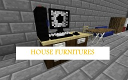 House Furnitures Minecraft Texture Pack