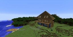 Forest  House 2 Minecraft Map & Project